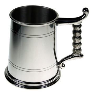 1PT LINED TANKARD ROPE HANDLE Perfume Sample