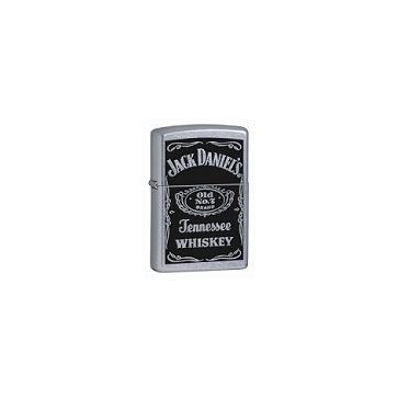 Black Label Jack Daniels Zippo Perfume Sample