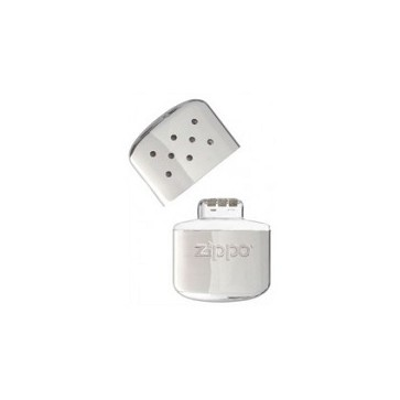 Genuine Zippo Hand Warmer - Stainless Steel Perfume Sample