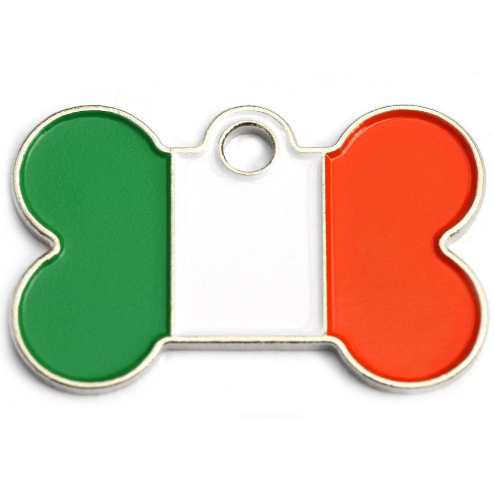Irish Bone Pet Tag