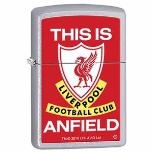 Liverpool F C  Lighter