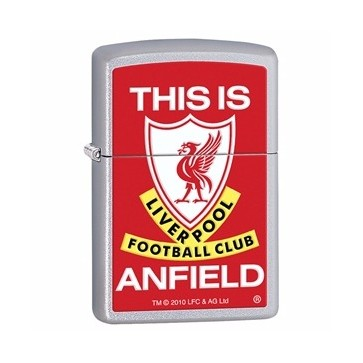 Liverpool F C  Lighter Perfume Sample