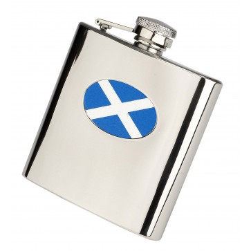 Nations Stainless Steel Hip Flask Perfume Sample