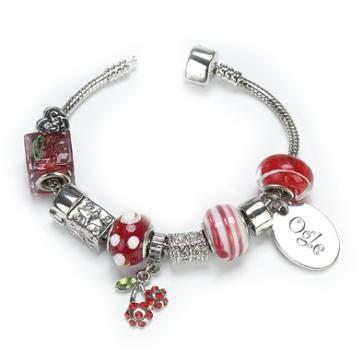OGLE Bracelet Cherry Personalised Free Perfume Sample