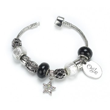 OGLE Bracelet Galaxy Personalised Free - Silver Plated Perfume Sample