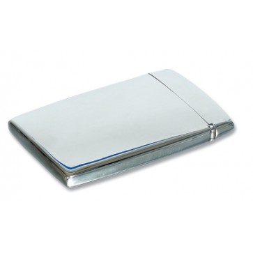 Personalised Flip Top Polished Business Card Holder Perfume Sample