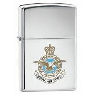 Personalised Royal Air Force Genuine Zippo Lighter