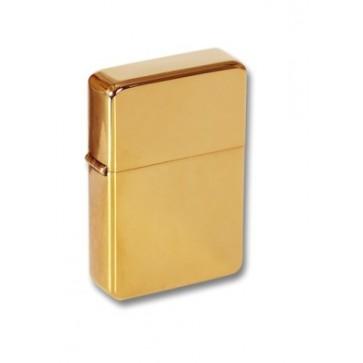 Personalised Solid Brass Petrol storm Lighter Perfume Sample