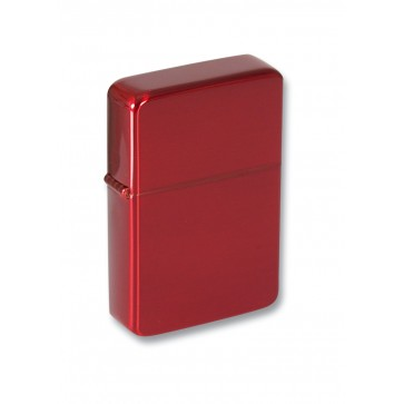 Personalised Storm Petrol Lighter Red Ice Perfume Sample