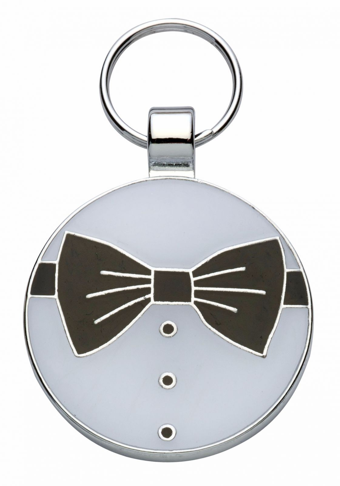 Pet Disc Bow Tie