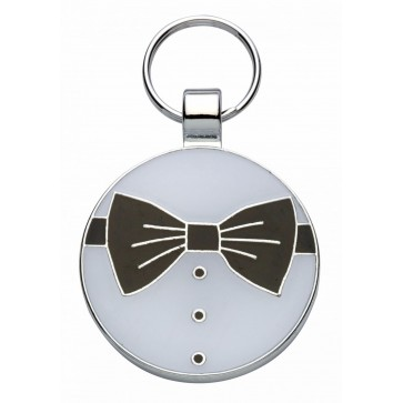 Pet Disc Bow Tie Perfume Sample