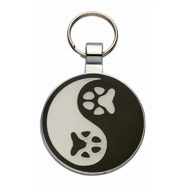 Pet Disc Ying yang Perfume Sample