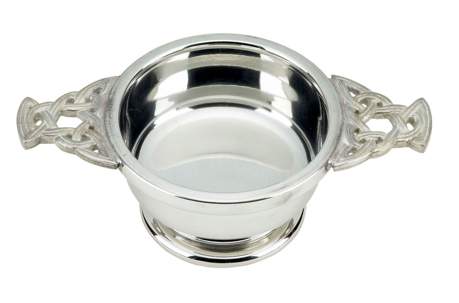 """Wedding Quaich Gifts: 2.75"""" To 6.5"""" Sizes, Engraved"""