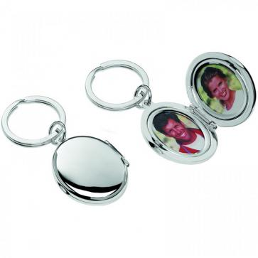 Photo Locket Keyring Perfume Sample