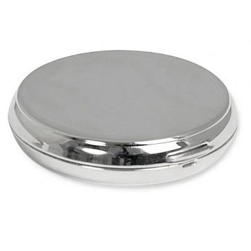 Round Compact Mirror Perfume Sample