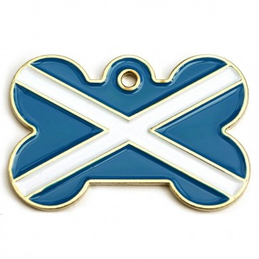 Scottish Bone Pet Tag Perfume Sample