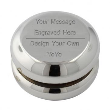 Silver Plated YoYo Perfume Sample