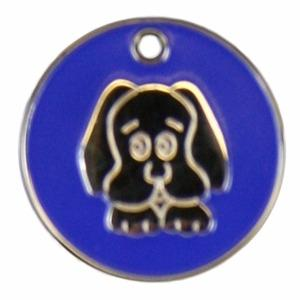 Stainless Steel Doggy Pet Tag