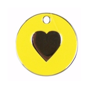 Stainless Steel Pet Tag Perfume Sample