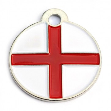 St.Georges Round Pet Tag Perfume Sample