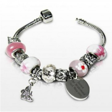 Sweet Pink Bracelet by Ogle Perfume Sample